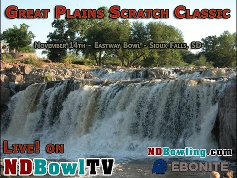 NDBowlTV - Great Plains Scratch Classic Qualifying