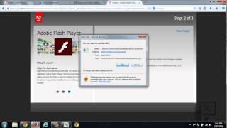 Update adobe flash player for mozilla firefox web browser