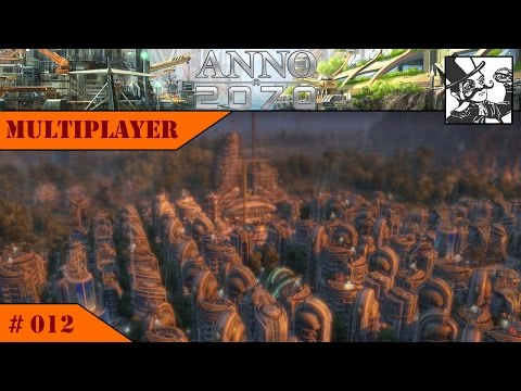 Anno 2070 - Deep Sea Multiplayer:  #012 Expanding Tech City!