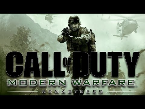 Call Of Duty: Modern Warfare Remastered ★ Ganze Kampagne ★ PC Gameplay Deutsch German thumbnail