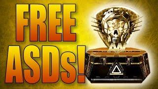 Free Advanced Supply Drops in Advanced Warfare! (Grand Master Appreciation Day)