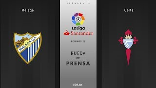 Video Gol Pertandingan Malaga vs Celta Vigo