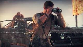 Mad Max Trailer - New Story Trailer for Mad Max Game