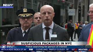 NYPD HUNTS FOR MAN: 3 rice cookers found in Manhattan full newser