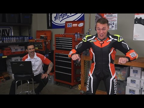 Airbag Apparel For Motorcyclists—We Test Tech-Air | MC Garage