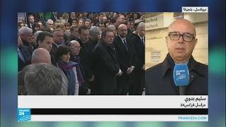 ملك وملكة بلجيكا يلتقيان ضحايا هجمات بروكسل