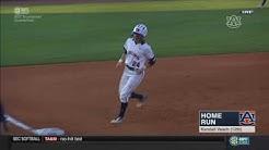 Auburn softball defeats Kentucky 2-0 (SEC Tournament)