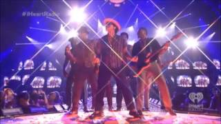 Bruno Mars - Treasure @ iHeartRadio Festival 2013