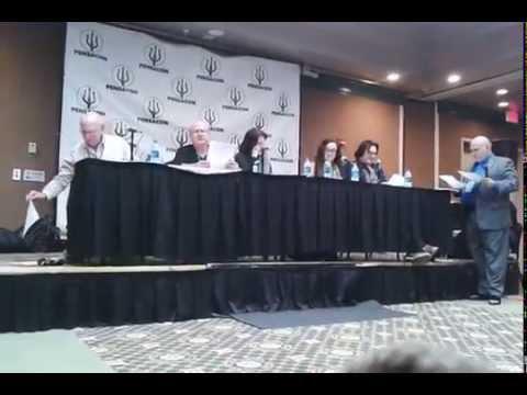 Pensacon 2015 Alan Oppenheimer, Rikki Simons, Barbara Goodson,