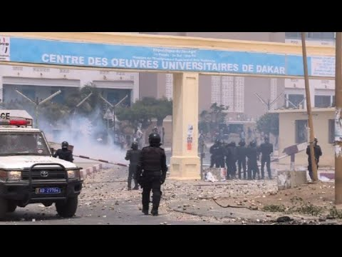 Senegal: new clashes in universities between students and police
