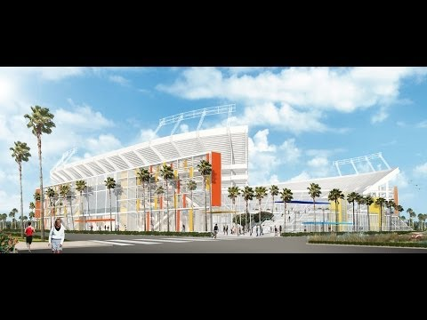 Citrus Bowl History & Reconstruction - This Is Your House