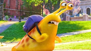 MONSTERS UNIVERSITY All Movie Clips (2013)