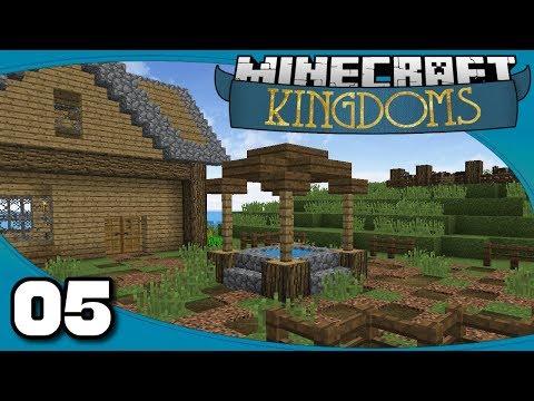 Kingdoms II - Ep. 5: Building Well & Jungle Adventures!