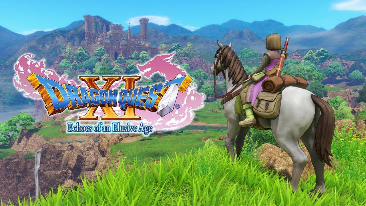 Dragon Quest XI - Trailer