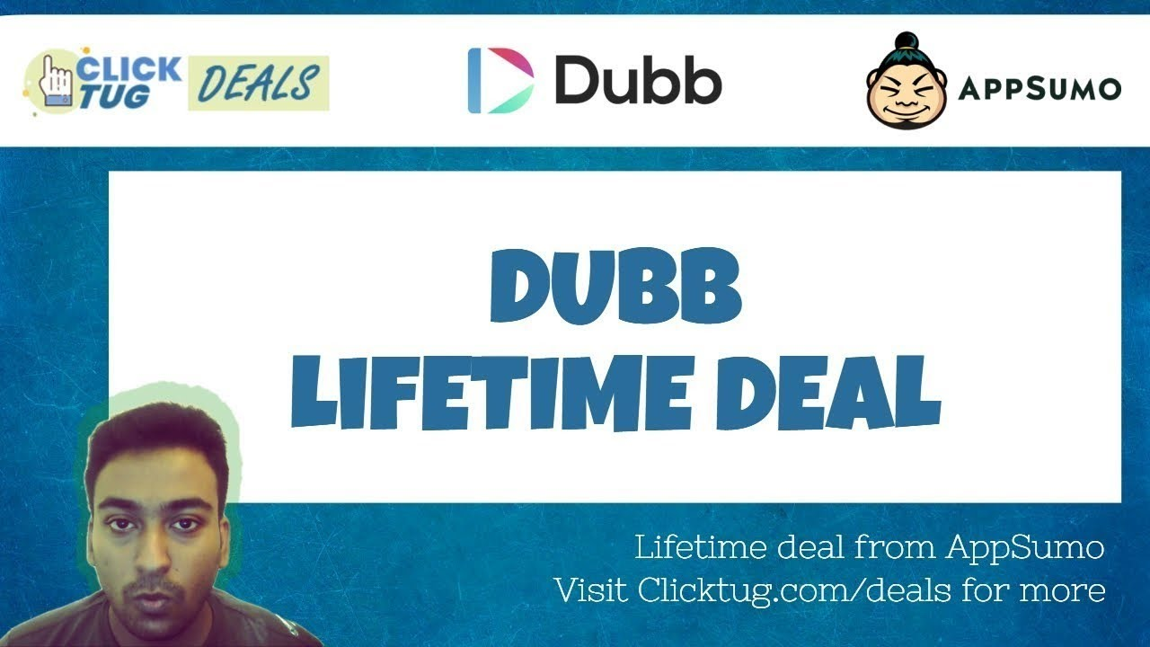 Dubb Review - World's First and Only Sales-Focused Video Communication Platform
