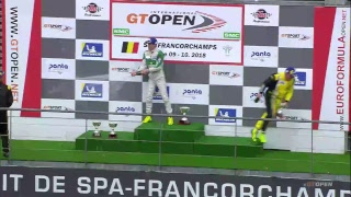 International GTOpen 2018 ROUND 3 BELGIUM - SPA-FRANCORCHAMPS Race 2 ITALIANO