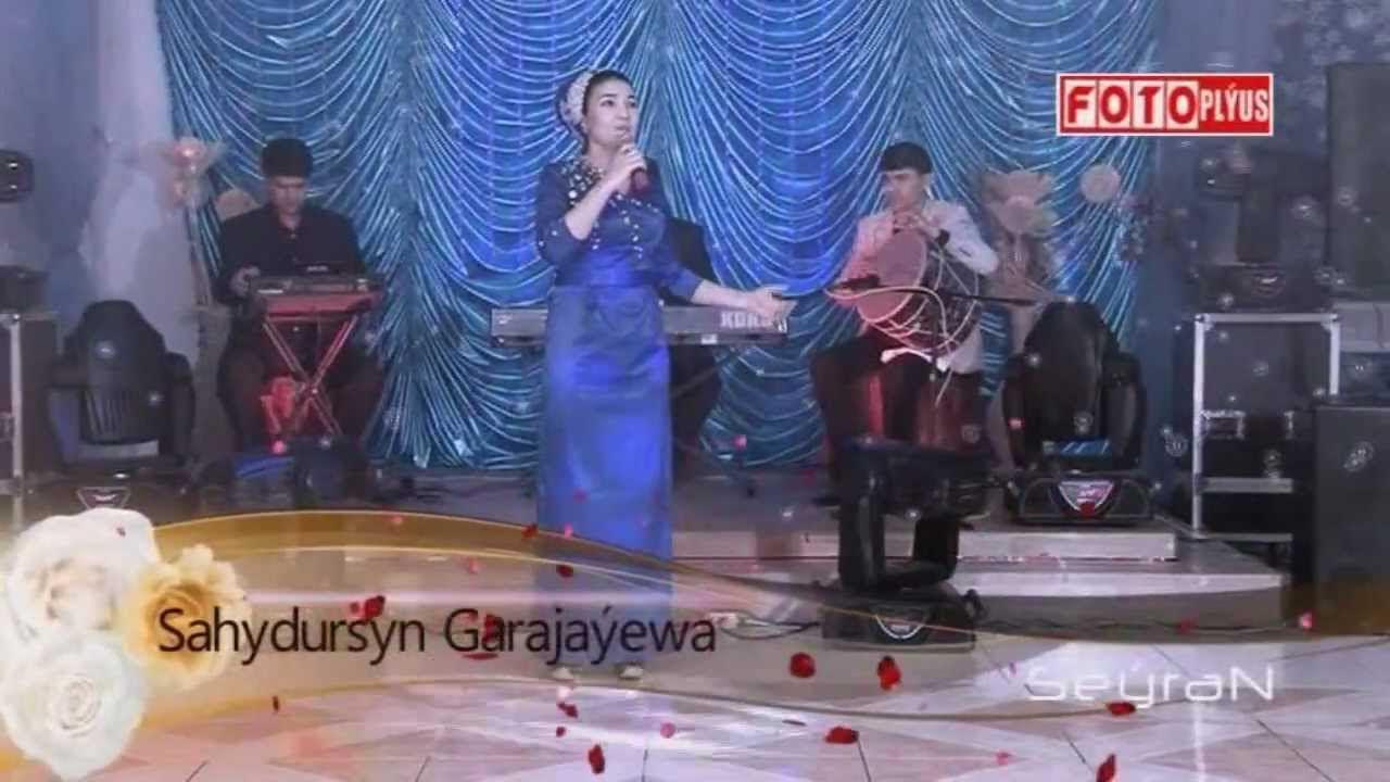 SAHYDURSYN HOJAKOWA / SAHYDURSYN GARAJAYEWA / SAYLANAN HALK AYDYMLARY 2010 2021