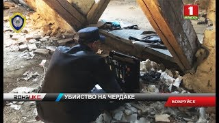 В убийстве 19-летнего парня подозревается житель Бобруйска. Зона Х