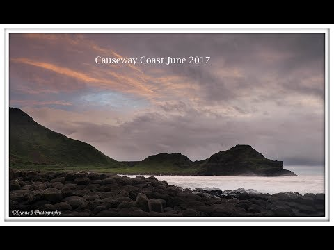 Landscape Photography |  Day 1 Causeway Coast , Ireland