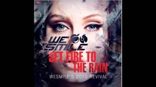 Adele [Set Fire To The Rain] (WeSmile