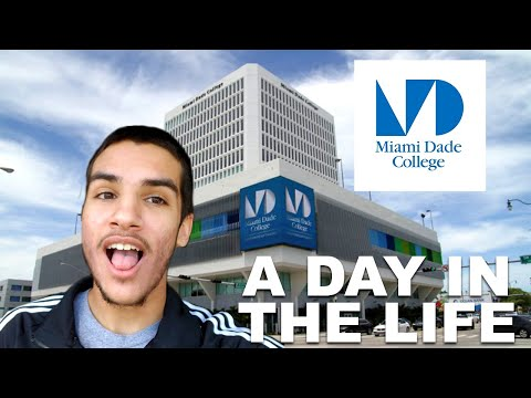 A Day In The Life - Miami Dade College Student