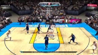 NBA 2K10 WWS5 Playoffs - Quarter Finals Game 1