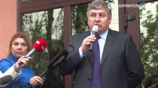 Смерть Людмилы Охрим: жители Обухова пикетировали полицию