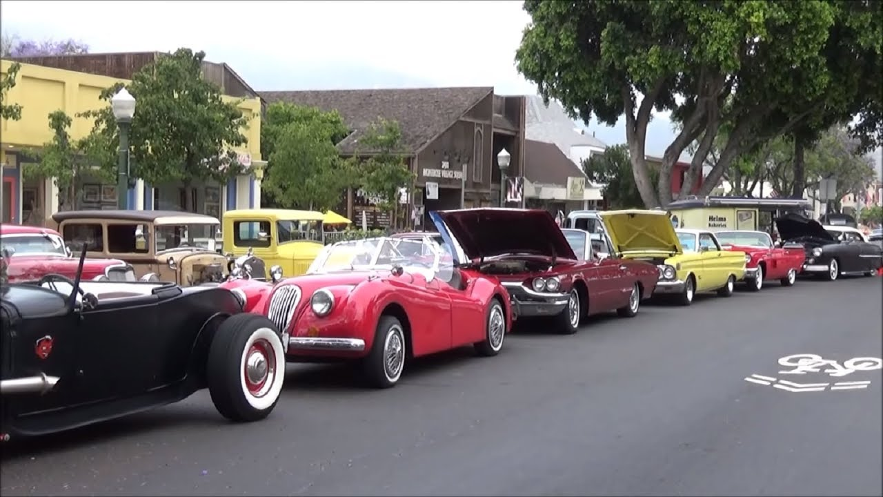 Th Annual Old Town Montrose Car Show YouTube - Old town car show 2018