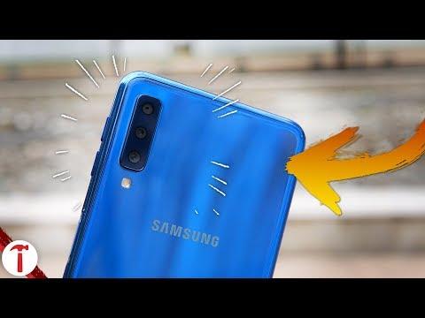 Recensione Samsung Galaxy A7 2018   Il nuovo RIVALE della fascia media
