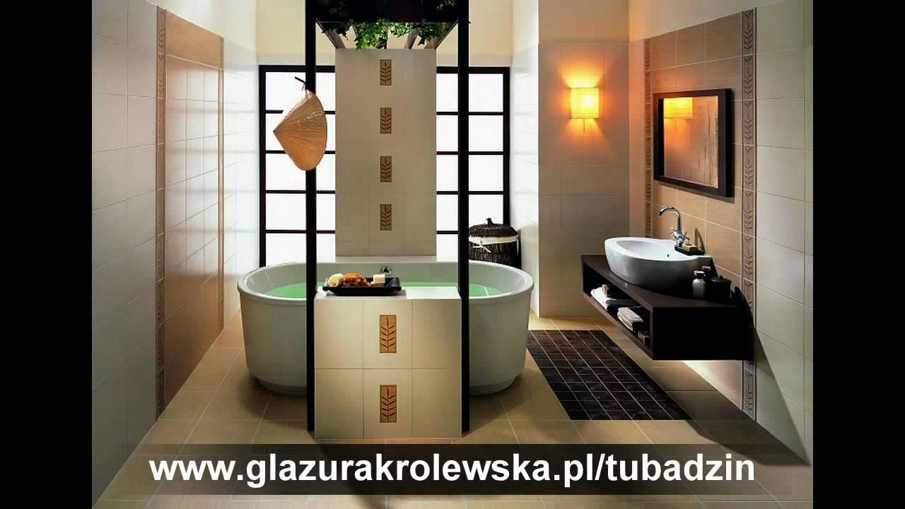 Tubądzin Nowoczesne Aranżacje łazienek