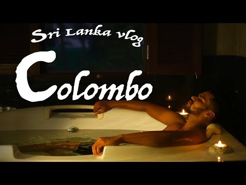 Bombay to Colombo, (Sri Lanka), Travel vlog