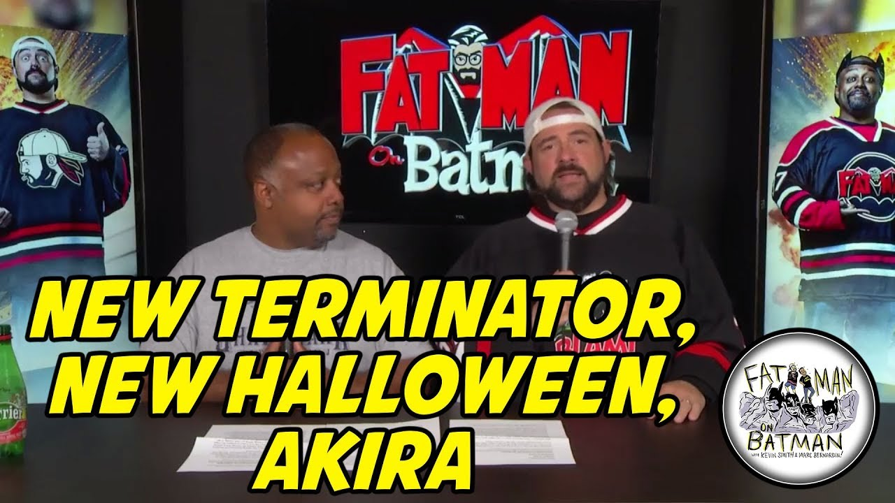 new terminator, new halloween, akira - youtube