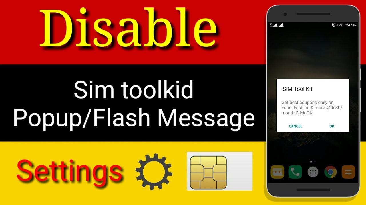 Sim toolkit android 8