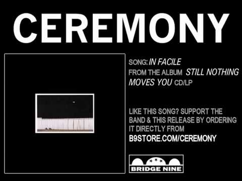 In Facile by Ceremony mp3