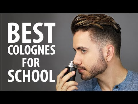 Top 5 Men's Colognes for School | Best Men's Fragrances for Students | Back To School