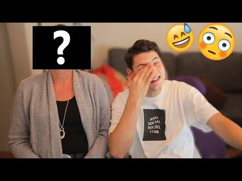Meine MAMA reagiert auf Videos 😂 (Karate Andi, Tyler the Creator...)