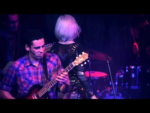 KING HARVEST (The Band) LIVE -- AURORA & THE BETRAYERS feat JAIRO ZAVALA (Depedro) -