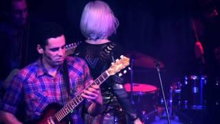 KING HARVEST (The Band) LIVE -- AURORA & THE BETRAYERS feat JAIRO ZAVALA (Depedro) -