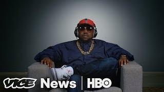Big Boi's New Music Corner Ep  3  VICE News Tonight (HBO)