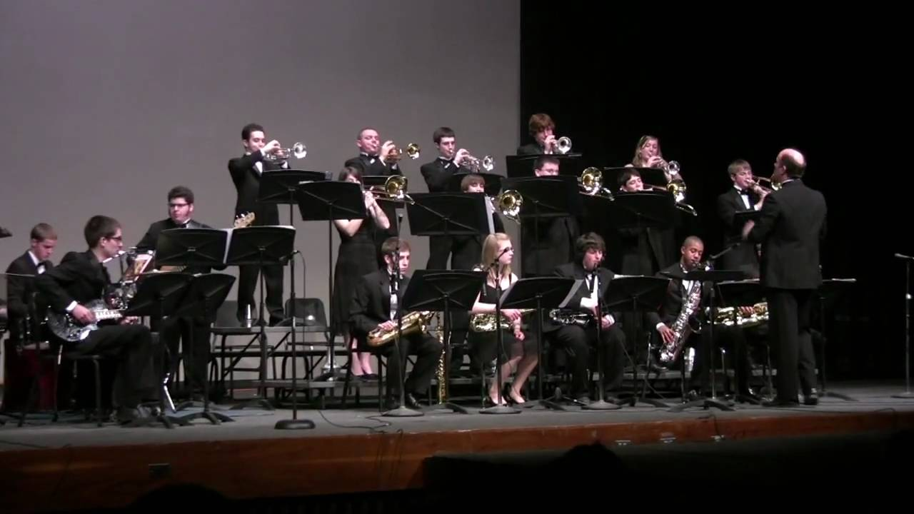 Np jazz band council rock 2009 feather report youtube for Interno 1 jazz council