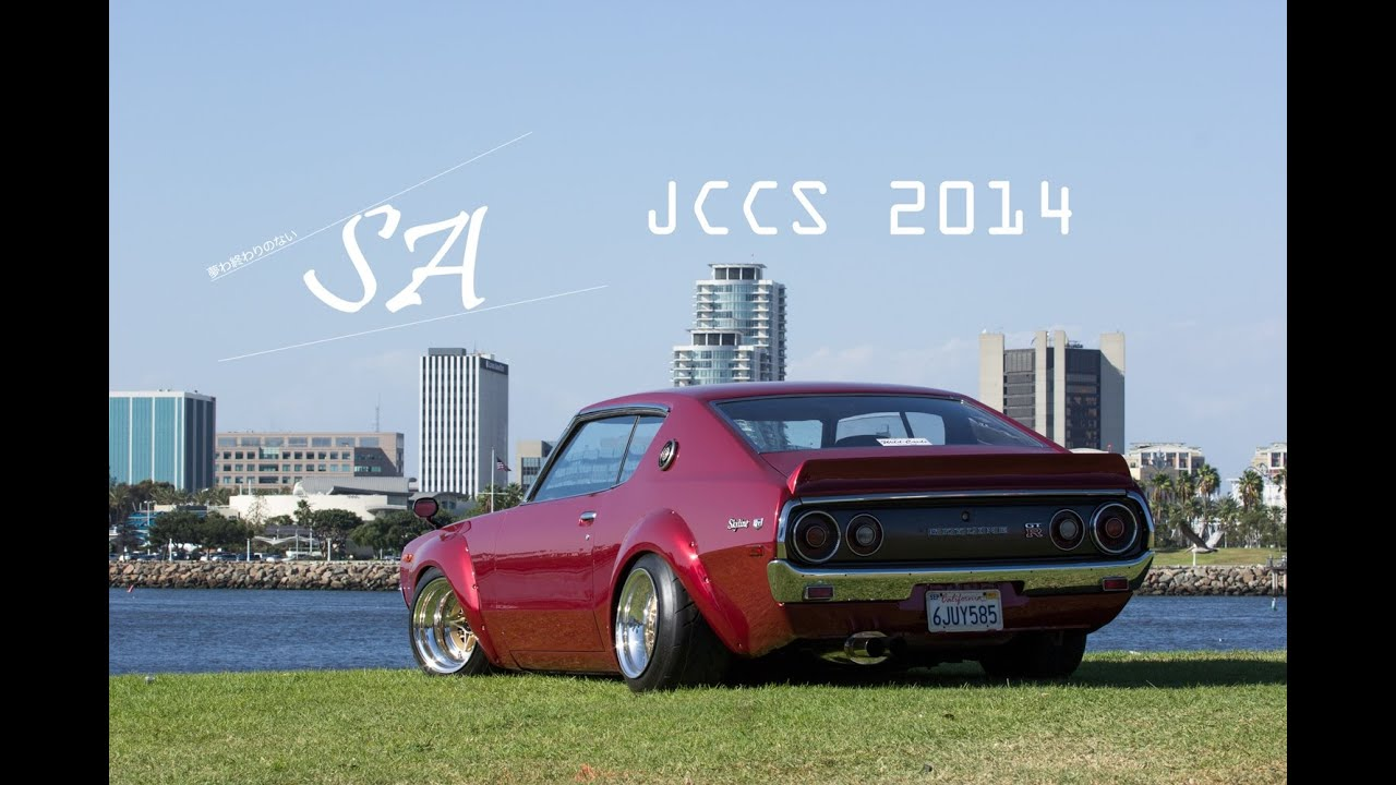 Jccs Japanese Classic Car Show 2014 Youtube