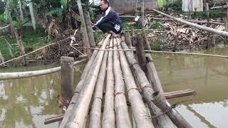Trải nghiệm về quê câu cá | Cuộc Sống Trung Du | Vietnam travel business