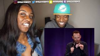 Bill Burr - no reason to hit a woman -how women argue (FULL) -REACTION