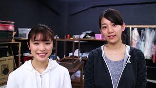 美山加恋、佐藤美希出演『小さな結婚式~いつか、いい風は吹く~』