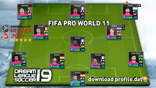 "Fifa world cup pro 11 full team profile.dat download now ************************************************* copyright disclaimer under section 107 of the act 1976, allowance is made for ""fair ..."