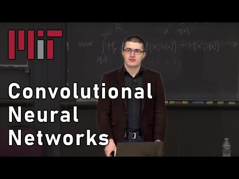 MIT 6.S094: Convolutional Neural Networks for End-to-End Lea