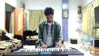 Phulpakharu (zee yuva) Title Song | Keyboard Cover | Rohit Shrangare