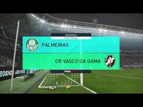 BRASILEIRÃO 2018 - PALMEIRAS X VASCO DA GAMA - MELHORES MOMENTOS ... 4ad287a34c675