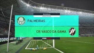 BRASILEIRÃO 2018 - PALMEIRAS X VASCO DA GAMA - MELHORES MOMENTOS