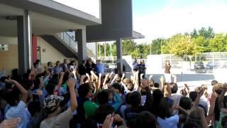CMC entregou mochilas, manuais e cadernos de exercício a alunos do I Ciclo